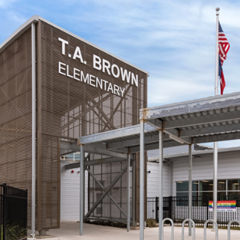 RO DELIVERS AUSTIN ISD T.A. BROWN ELEMENTARY SCHOOL