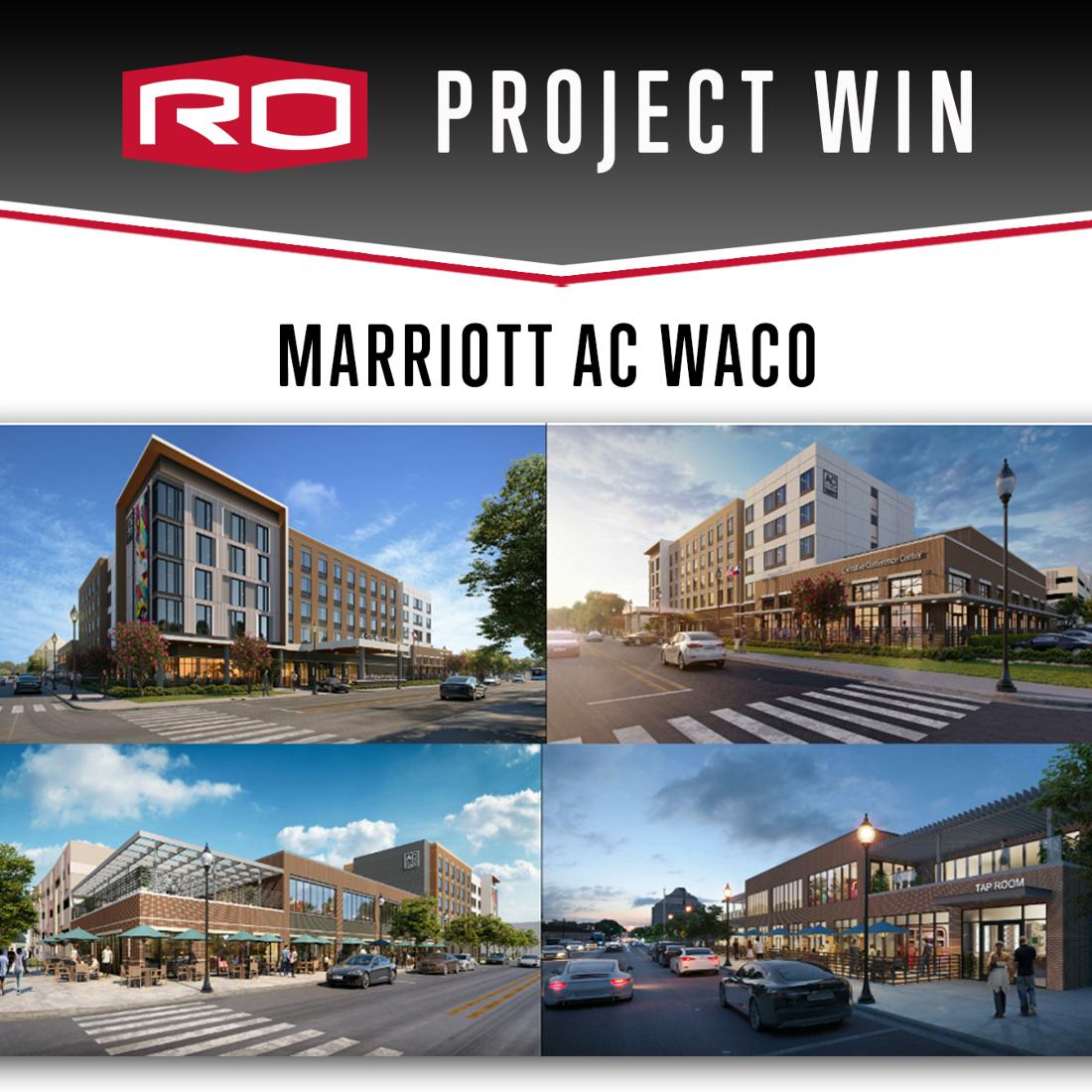 PROJECT WIN: MARRIOTT AC WACO