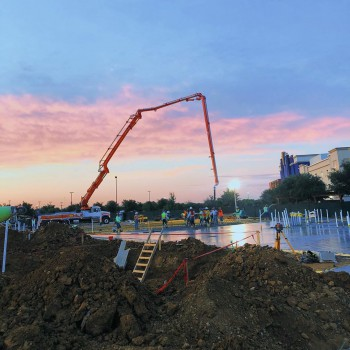 Photo by Rogers-O'Brien Construction on June 05, 2020. Image may contain: sky, cloud and outdoor