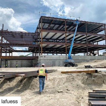 Photo by Rogers-O'Brien Construction in Rockwall, Texas. Image may contain: one or more people, sky, cloud and outdoor
