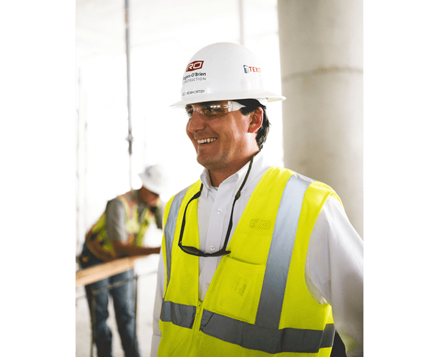 Rogers O'Brien Construction Employment Testimonials