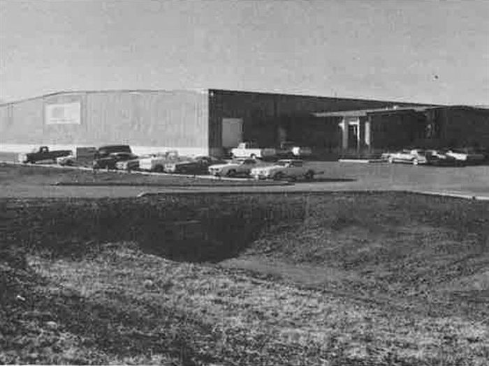 In 1973, RO wins Stran-Steel Dealer of the Year for its 1971 Howell Furniture project  in McKinney, Texas.