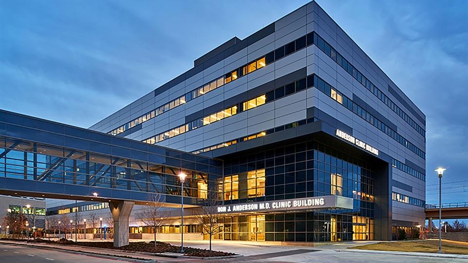 Parkland Health & Hospital System - Ron J. Anderson M.D. Outpatient Clinic