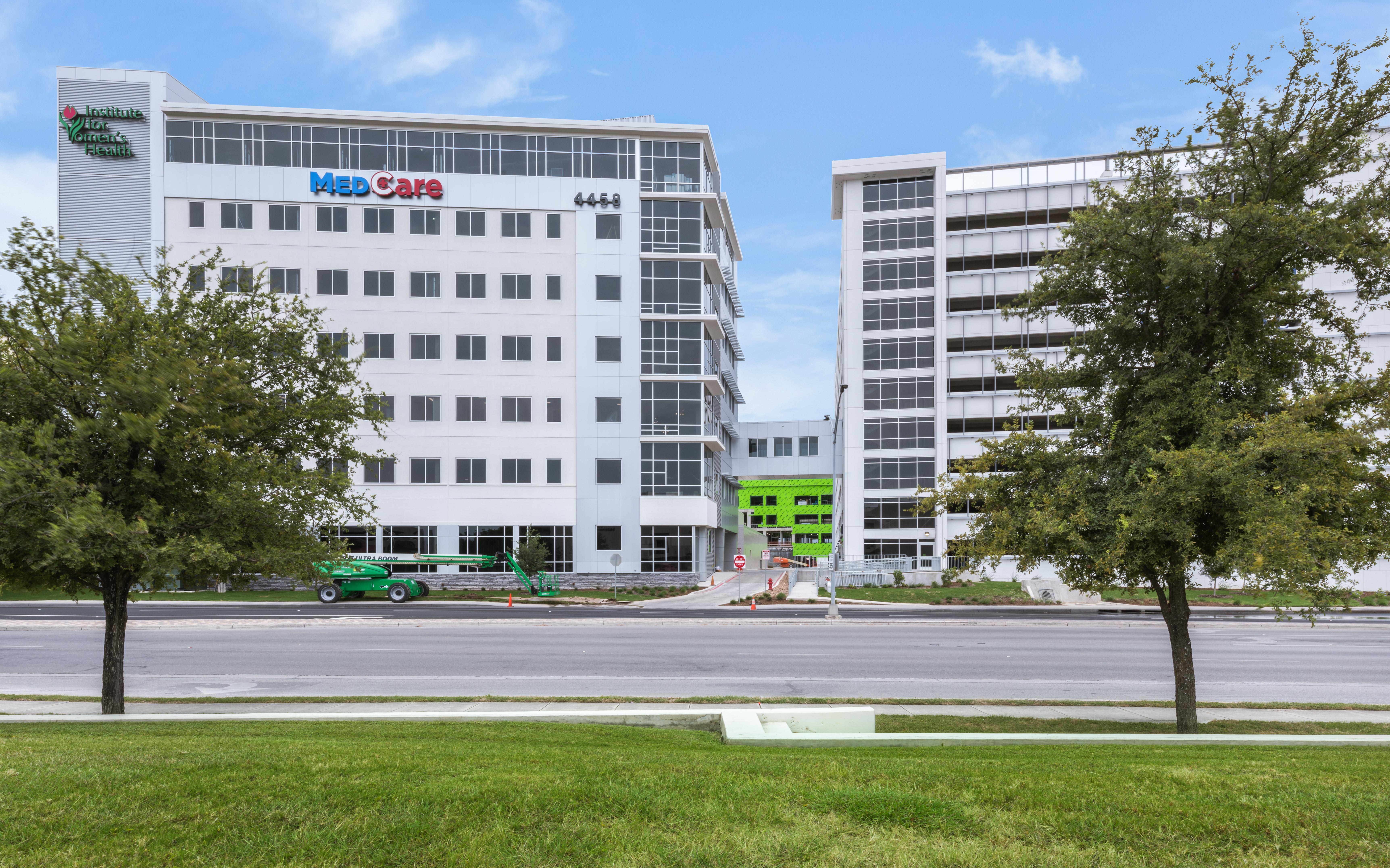 Live Oak Medical Office Building