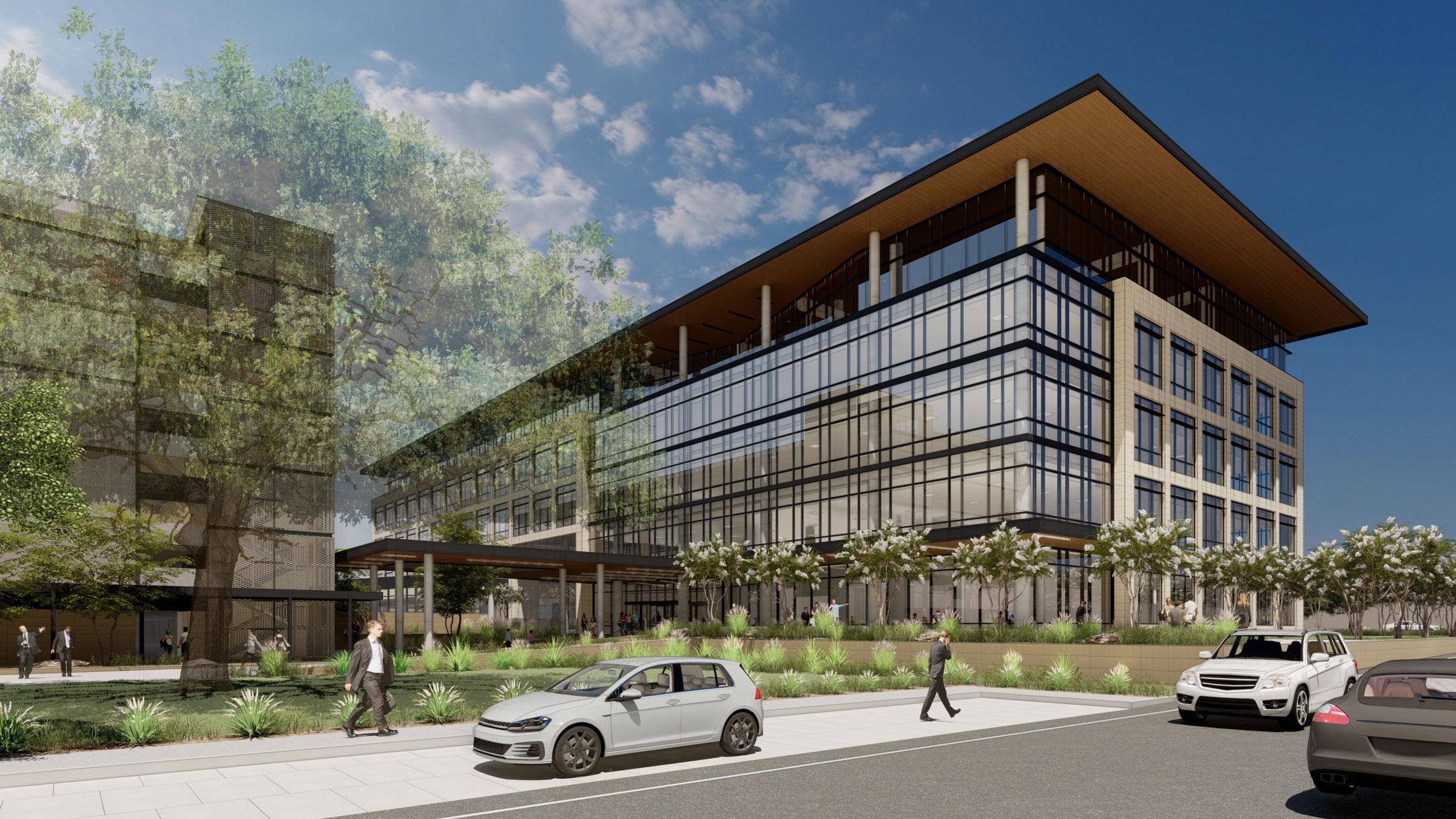 North Rim Corporate Campus