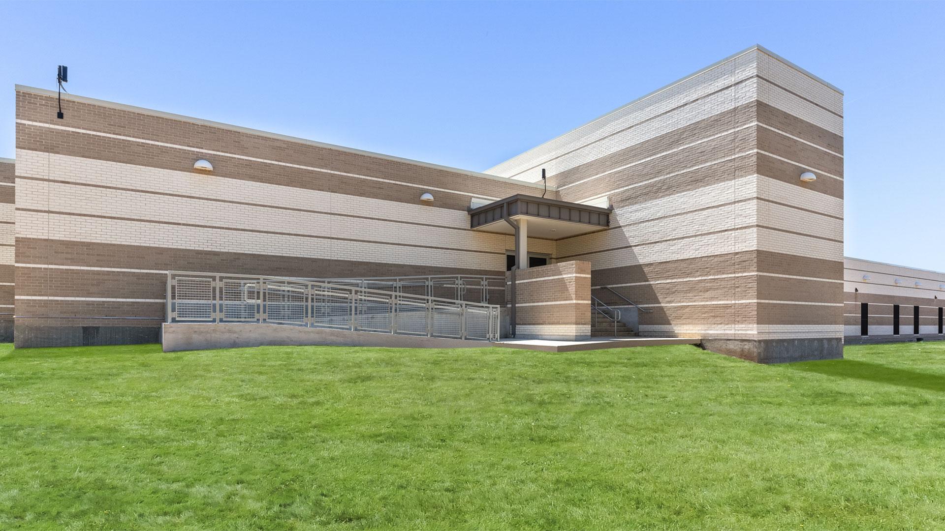 DISD: Grady Spruce High School