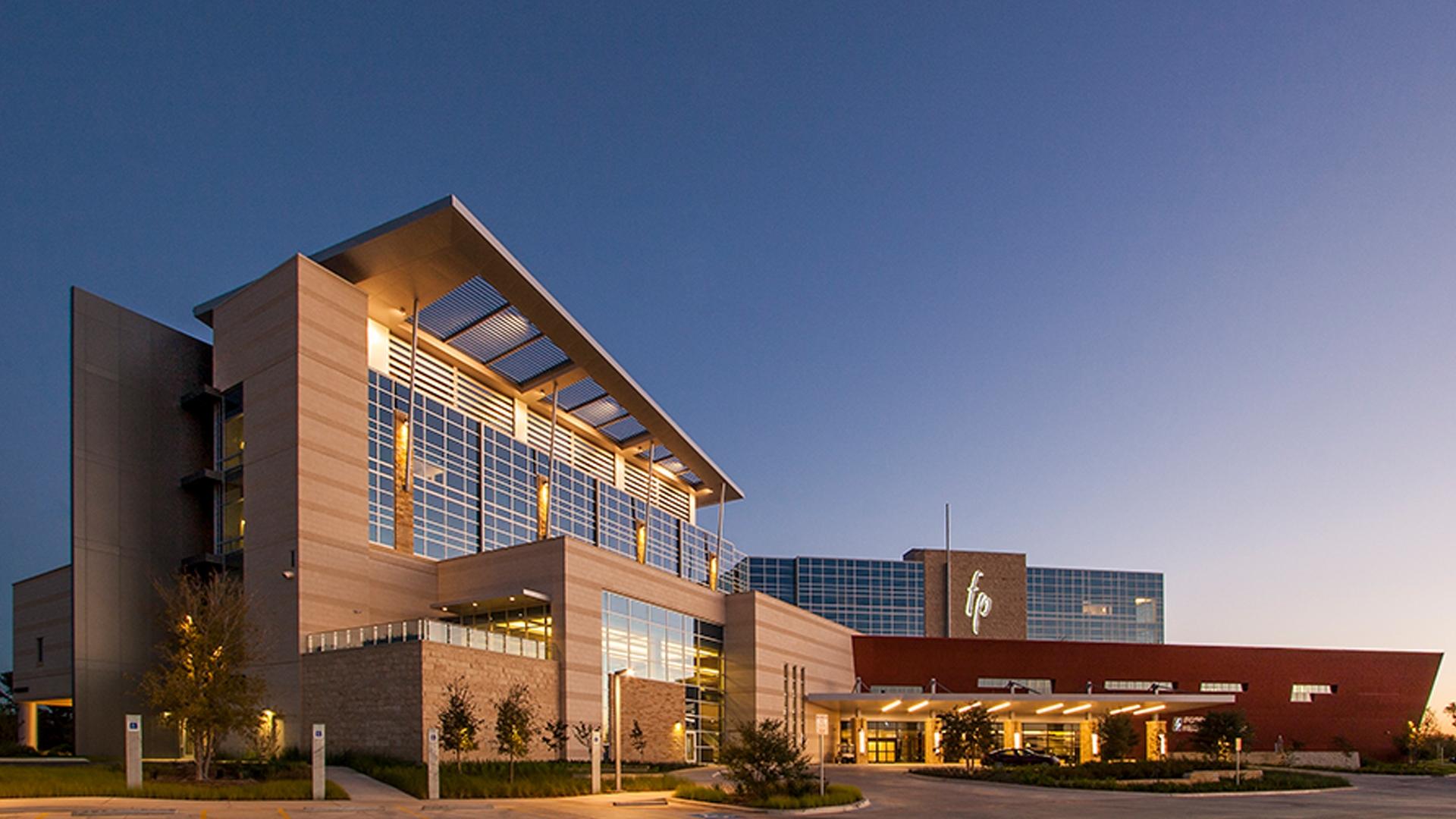 Forest Park Medical Center