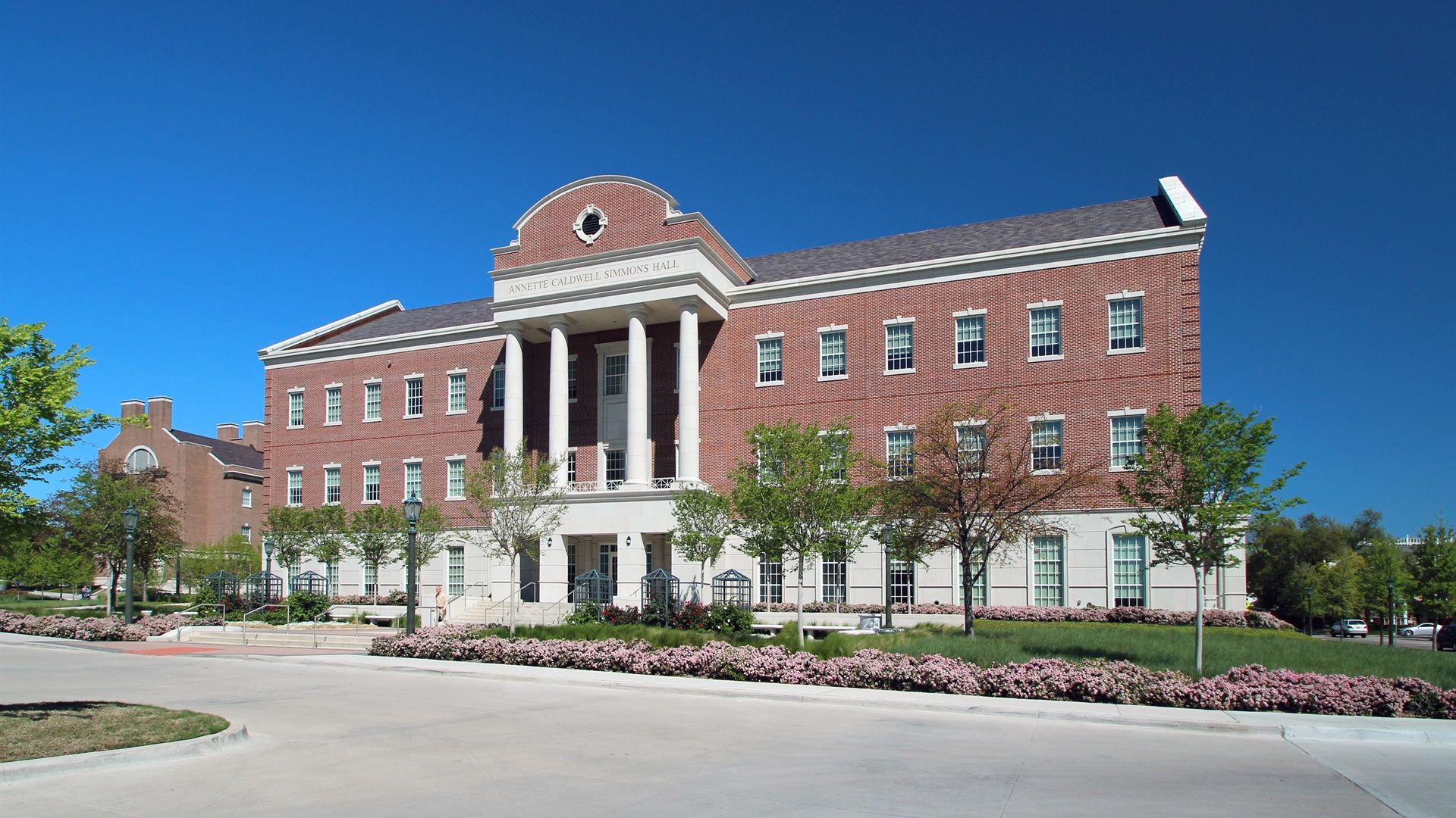 SMU – Annette Caldwell Simmons Hall