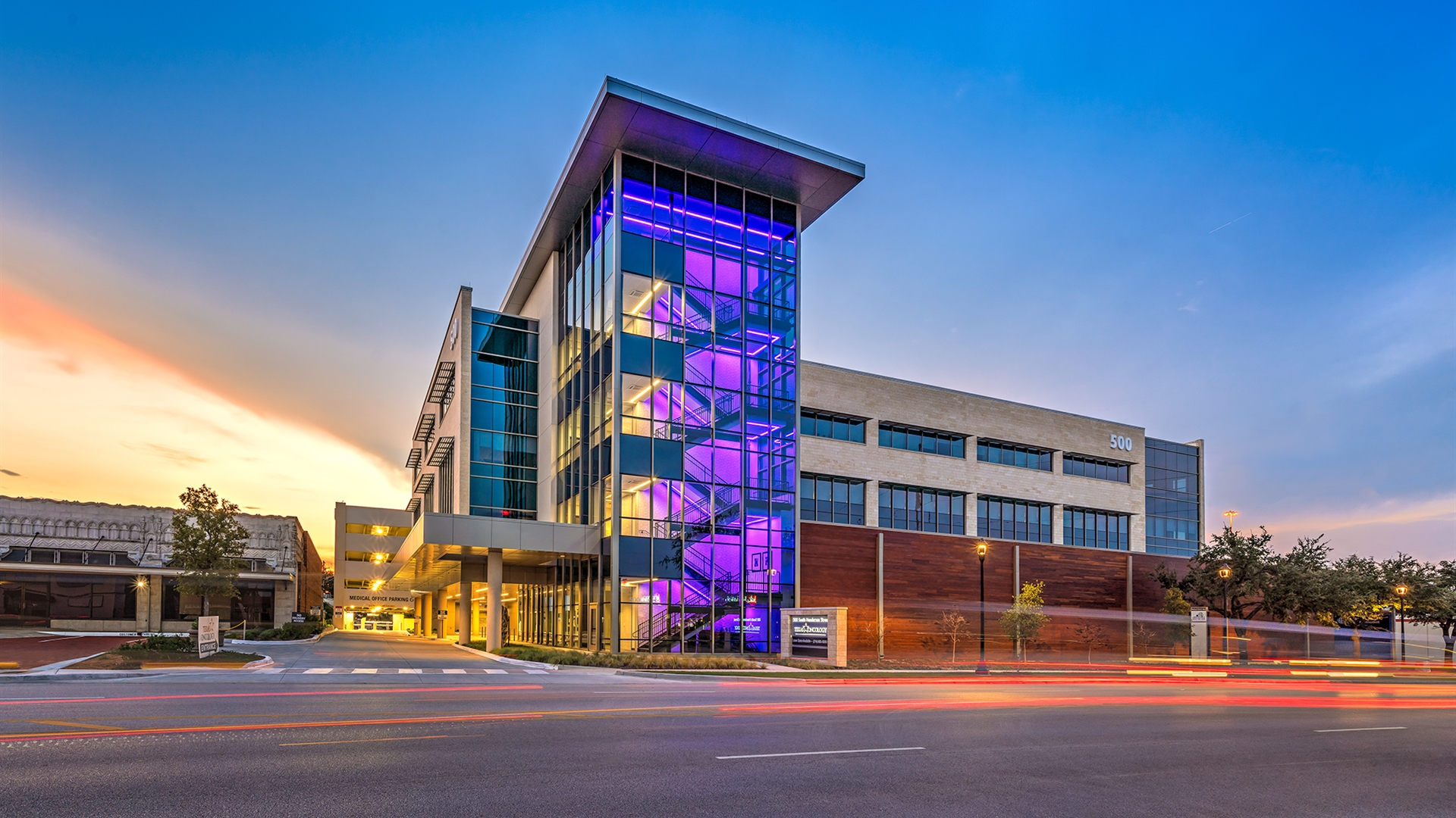 Texas Oncology Cancer Center - Fort Worth