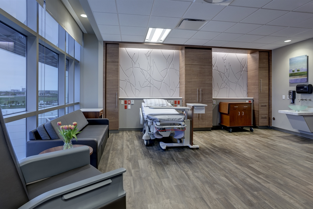 Methodist Richardson Medical Center - Bush/Renner